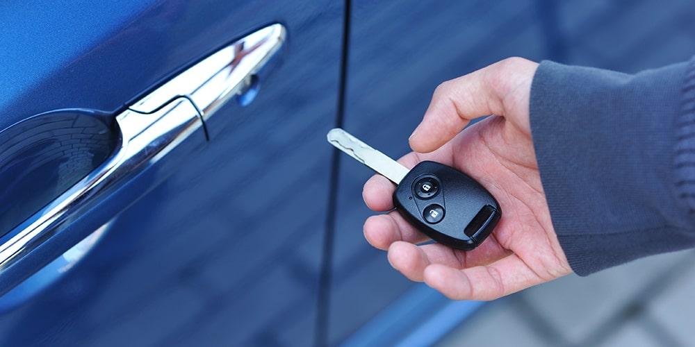 سرویس تعویض کلید های کددار و ریموت خودرو